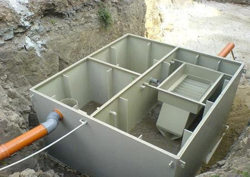 Как сделать канализацию в доме дешево